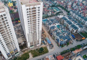 Thị trường bất động sản Hà Nội và TPHCM đang đi hướng ngược chiều nhau