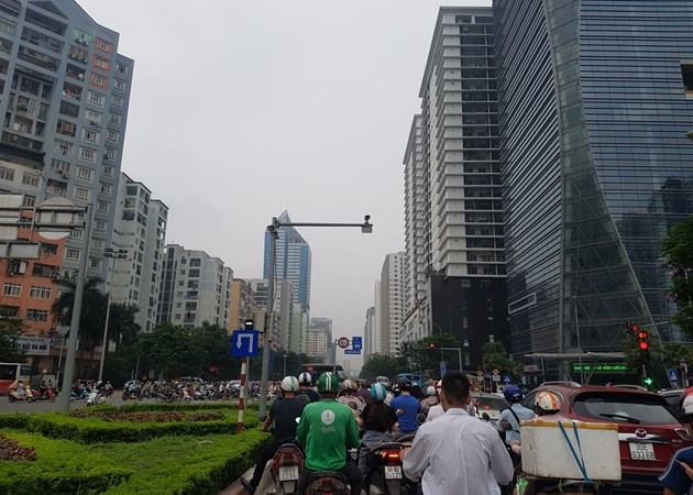 Quy hoạch sử dụng đất các trung tâm đô thị và đô thị vệ tinh theo nguyên tắc thị trường gắn với hạ tầng giao thông. Nguồn: thanhtra.vn