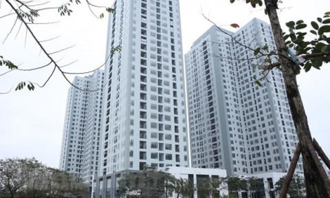 Bộ Xây dựng: Vẫn còn có sự lệch pha cung cầu về nhà ở thương mại