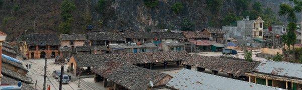 Phố - Chợ cổ Đồng Văn