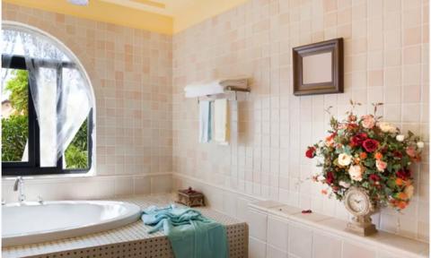 Những yếu tố giúp phòng tắm đẹp như spa