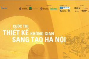 Bình chọn phương án được yêu thích nhất Cuộc thi Thiết kế Không gian sáng tạo Hà Nội