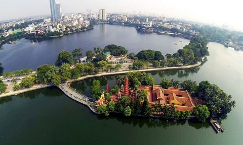 Hà Nội: Phân công nhiệm vụ lập quy hoạch thành phố thời kỳ 2021-2030, tầm nhìn 2050