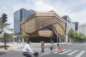 Trung tâm Tài chính Bến Thượng Hải