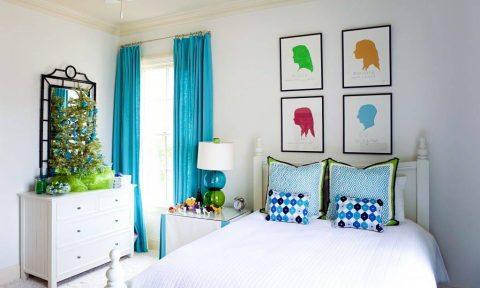 Phòng ngủ xinh xắn cho mùa hè rực rỡ (P1)