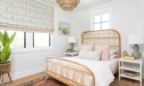 Phòng ngủ xinh xắn cho mùa hè rực rỡ (P2)