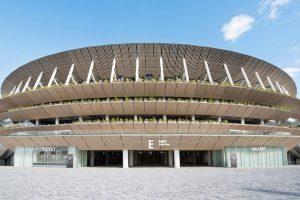 Sân vận động quốc gia Nhật Bản – Trung tâm Olympic Tokyo 2020