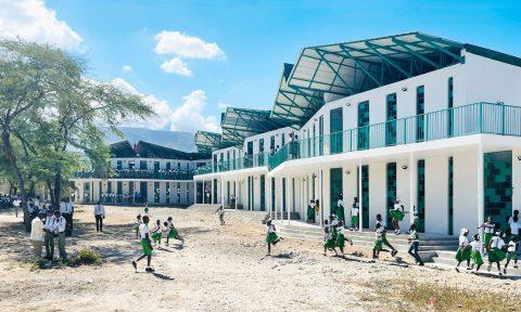 Trường La Référence de Ganthier (Haiti)