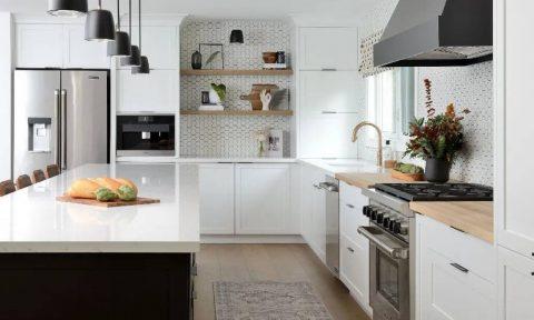Xu hướng màu sắc cho nhà bếp năm 2021
