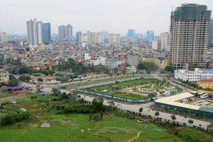Hà Nội: Hàng trăm dự án chậm triển khai, vi phạm Luật Đất đai