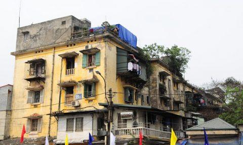 Nghiên cứu lập quy hoạch cải tạo chung cư cũ: Nhà nước đóng vai trò chủ đạo
