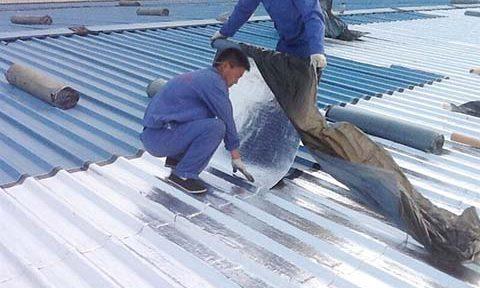 Phương pháp chống nóng cho mái tôn