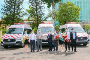 Tập đoàn Hưng Thịnh tiếp thêm nguồn lực giúp các tỉnh thành chống dịch COVID-19