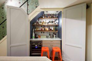 Cảm hứng cho bạn để chuyển đổi không gian nhỏ thành một quán bar (P2)
