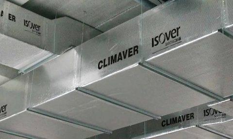 Tối ưu hiệu quả đầu tư trong ngành nhiệt, thông gió với ống gió Climaver
