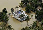 Thảm họa thiên nhiên tăng tốc đe dọa nhân loại