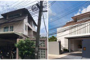 Nhà phố thay đổi hoàn toàn thiết kế để đáp ứng yêu cầu của gia đình 3 thế hệ