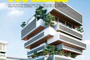 Tạp chí Kiến trúc Việt Nam phát hành Online số 235
