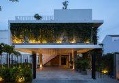 PsA House – Sự kết hợp của chất liệu mộc mạc, cây xanh và ánh sáng tự nhiên