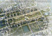 Giải B cuộc thi Ý tưởng quy hoạch, kiến trúc tổng thể Khu trụ sở các bộ, ngành Trung ương tại khu vực Tây Hồ Tây