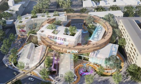 Công bố kết quả Cuộc thi Thiết kế không gian sáng tạo Hà Nội