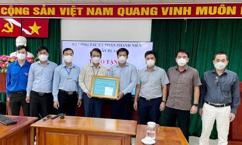 Thành phố Hồ Chí Minh: Tổ công tác đặc biệt của Bộ Xây dựng kiểm tra công tác phòng, chống Covid-19 tại quận 6 và quận 8