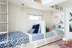 Ý tưởng đầu giường độc đáo trong phòng ngủ