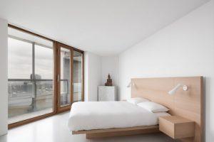 10 phòng ngủ mang phong cách tối giản (P1)