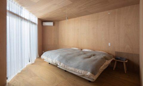 10 phòng ngủ mang phong cách tối giản (P2)