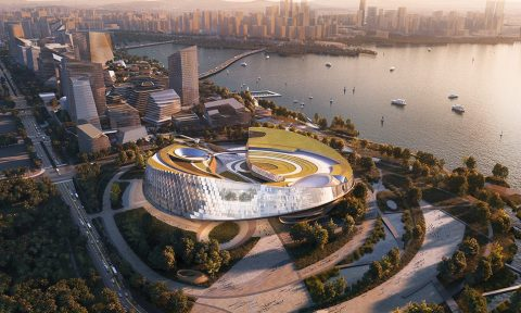 Trung Quốc với các thành phố thông minh vượt trội