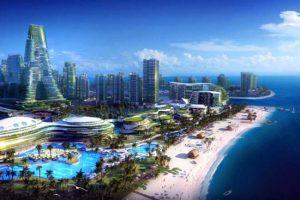 Malaysia và thành phố thông minh trên đảo