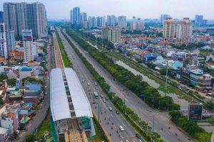 Sẽ phát triển 10 khu đô thị dọc tuyến Metro số 1
