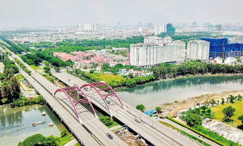 Giải pháp mới trong chỉnh trang và phát triển đô thị