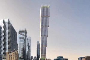 Affirmation Tower – Tòa chọc trời đảo ngược ở New York