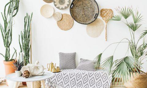 Hãy biến bức tường nhà bạn thành không gian nghệ thuật