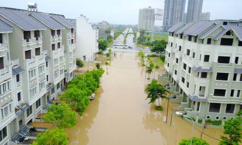 Quy hoạch thoát nước cho Thủ đô Hà Nội: Cân bằng bền vững giữa đất và nước